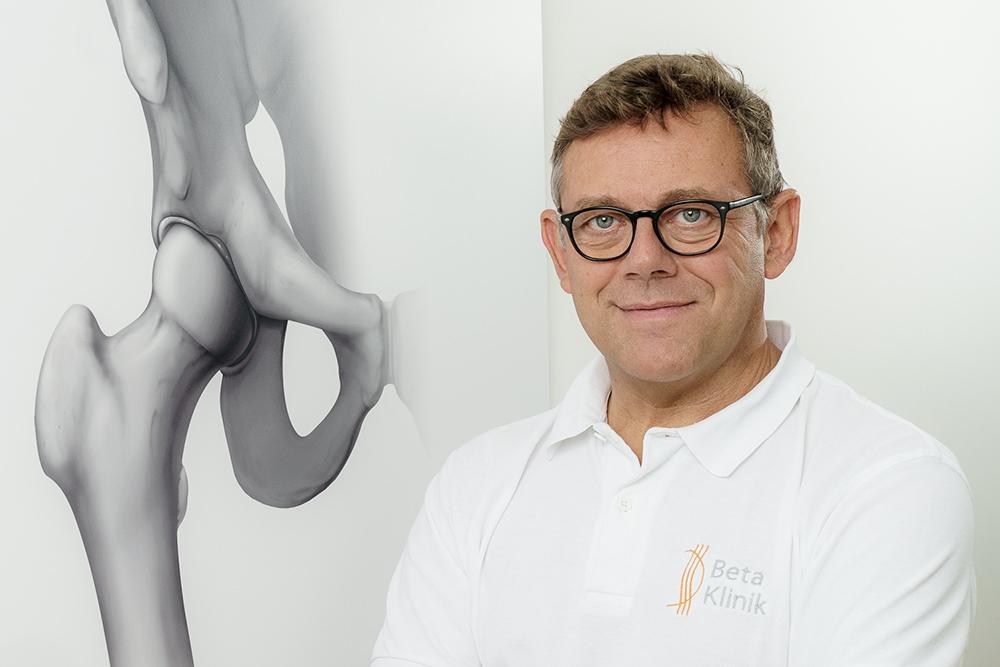 Gemeinschaftspraxis Bonn für Neurochirurgie, Orthopädie, Unfallchirurgie, Radiologie, Sportmedizin - Team Hüfte