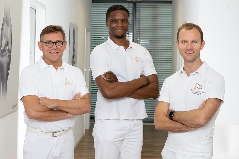 Gemeinschaftspraxis Bonn für Neurochirurgie, Orthopädie, Unfallchirurgie, Radiologie, Sportmedizin - Team Orthopädie