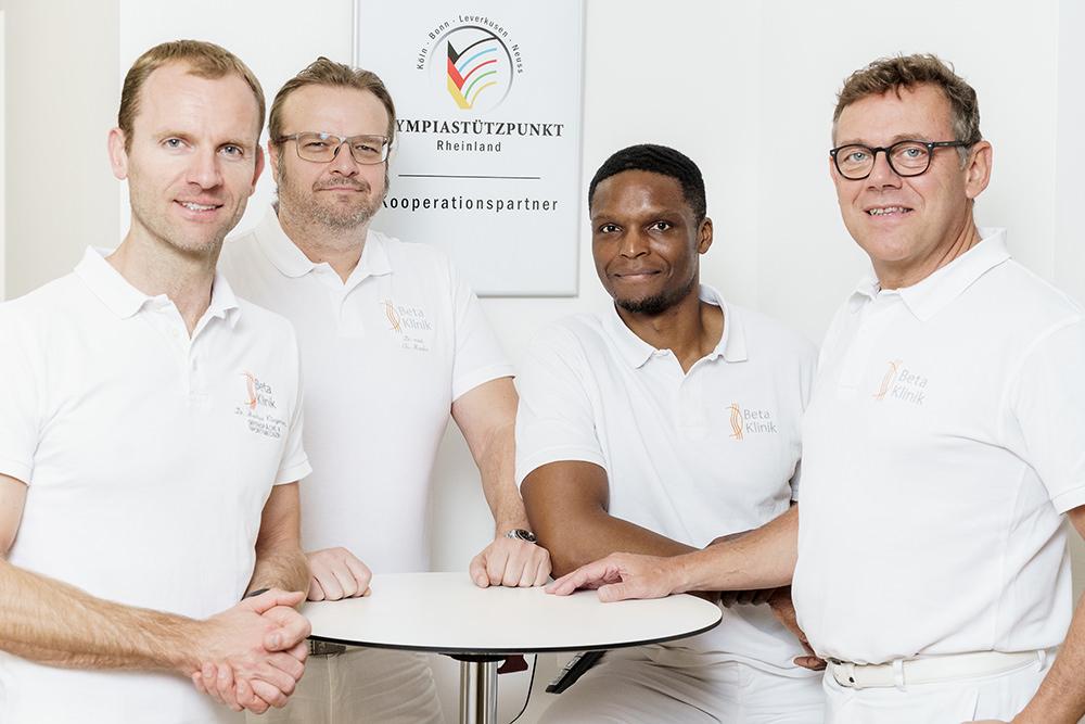 Gemeinschaftspraxis Bonn für Neurochirurgie, Orthopädie, Unfallchirurgie, Radiologie, Sportmedizin - Team Sport- und Reha