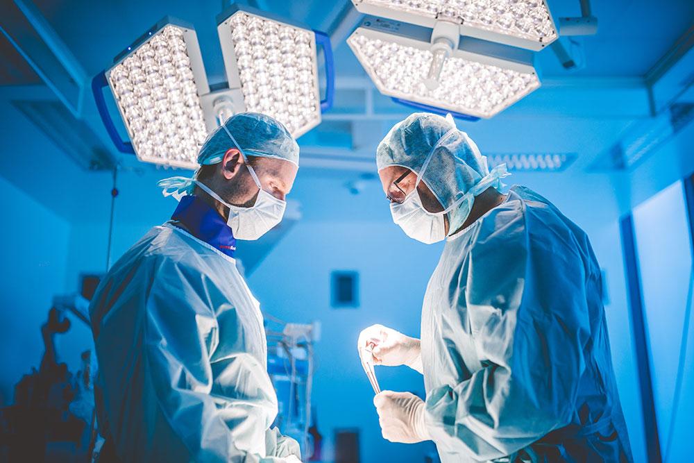Orthopädie und Unfallchirurgie Bonn - Operative Behandlung